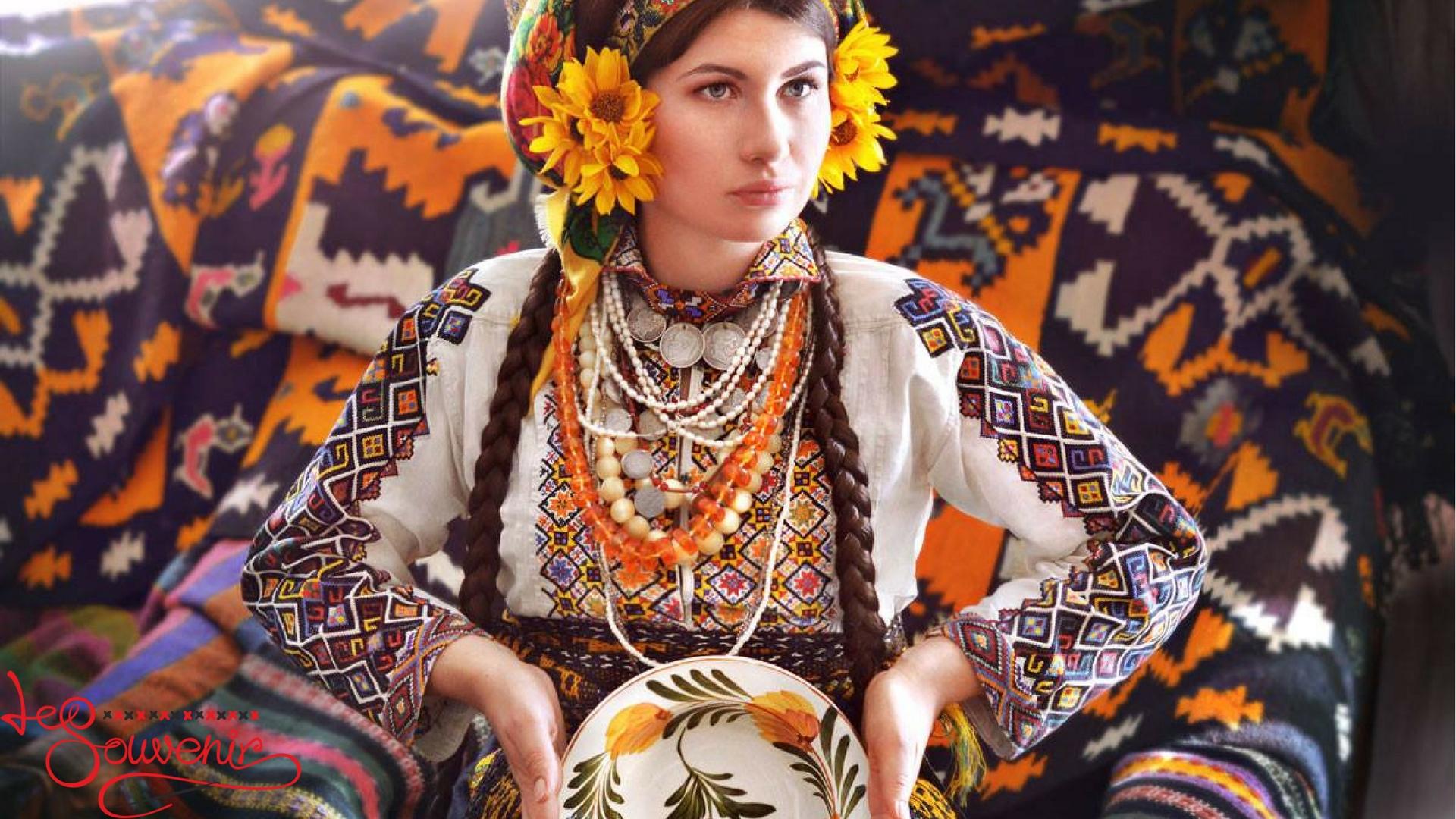Український національний одяг  від історії до сучасності - Вишиванка ... 15db2f1707c80
